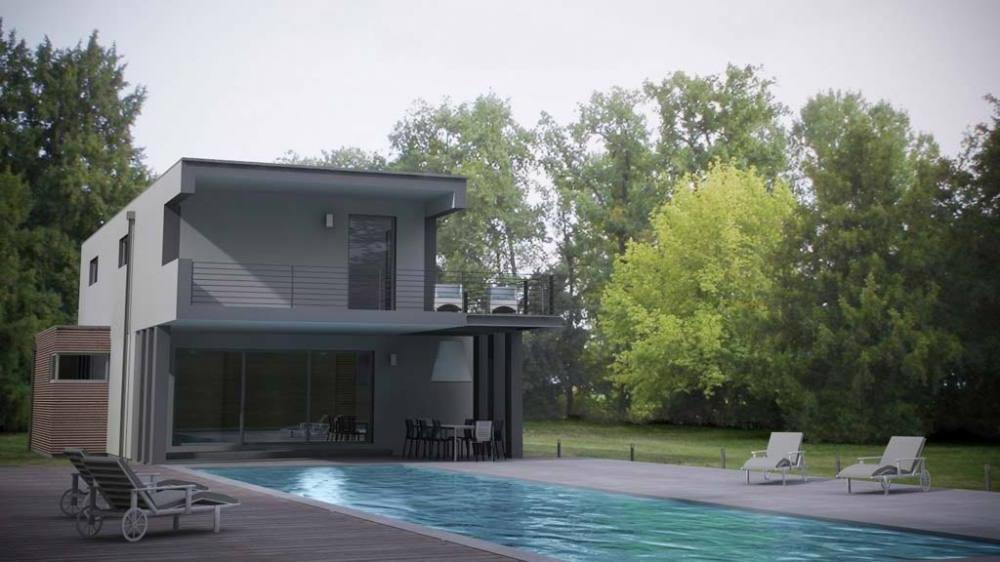 plans de maison gratuit plan maison contemporaine plan maison moderne plan maison container. Black Bedroom Furniture Sets. Home Design Ideas
